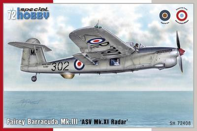 "Fairey Barracuda Mk.III ""ASV Mk.XI Radar"""