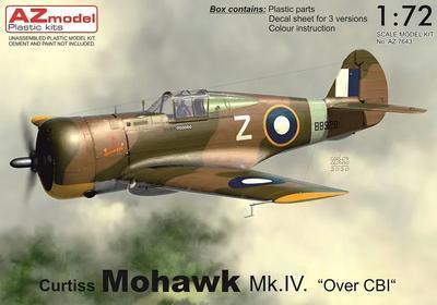 "Mohawk Mk.IV ""Over CBI"""