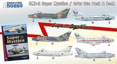 SMB-2 Super Mystere Duo Pack & Book