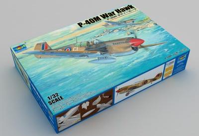 P-40N Warhawk Kittyhawk
