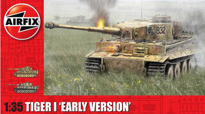 "Tiger I ""Early Vesrion"" - 1"