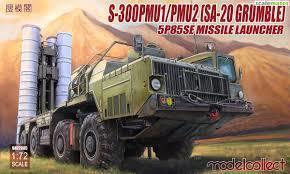 S-300PMU1/PMU2 SA-20 Grumble