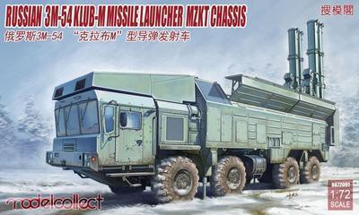 Russia Club-N Coastal Missile system (3M54) - 1