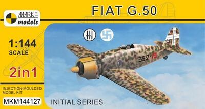 Fiat G.50 'Initial Series' (2in1)