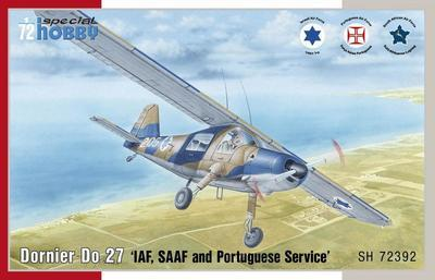 Dornier Do 27 IDF, SAAF and Portuguese Service