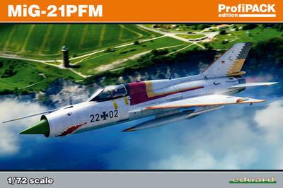 MIG-21PFM Profi pack