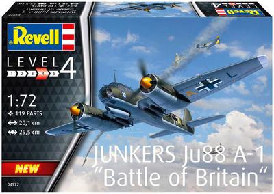 Junkers Ju88 A-1 Battle of Britain (1:72)
