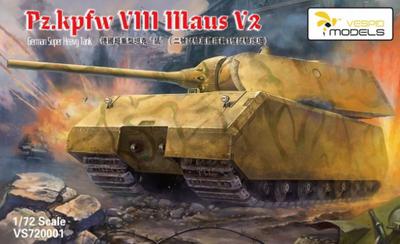 Pz.Kpfw. VIII Maus V2