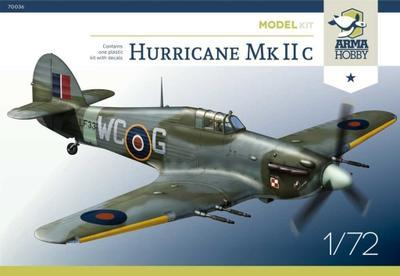 Hurricane Mk. II C - 1
