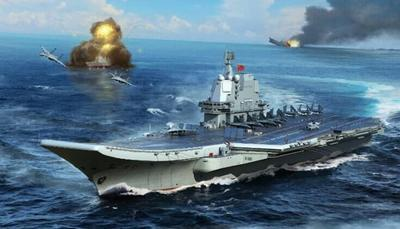 PLA Navy Type 002 Aircraft Carrier - 1