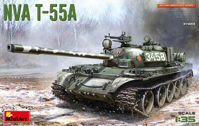 NVA T-55A - 1