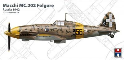Macchi MC.202 Russia 1942