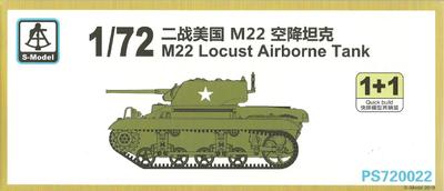 M22 Locust Airbone Tank