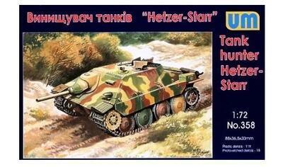 Tank Hunter Hetzer-Starr