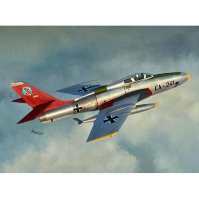 RF-84 Thunderflash - 1