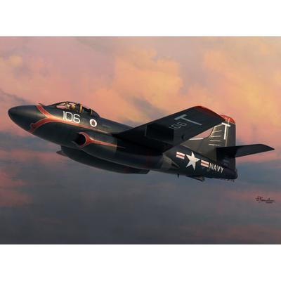 F3D-2 Skynight over Korea & Red Rippers - 1