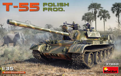 T-55 Polish Prod.  - 1