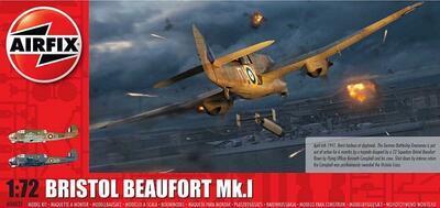 Bristol Beaufort Mk.1  - 1