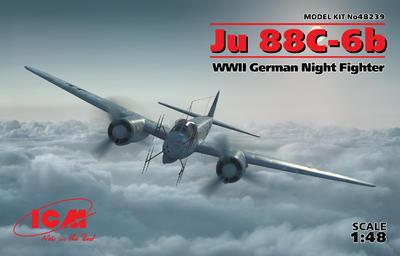Junkers JU 88C-6b German Night Fighter
