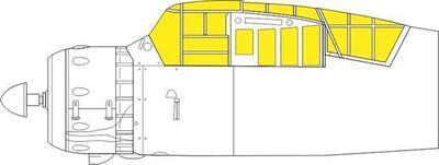 Lysander Mk. III 1/72  Mask