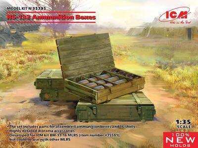 RS-132 Ammunition Boxes - 1