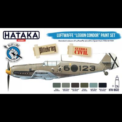 "Luftwaffe ""Legion Condor""  Paint Set, sada barev - 1"