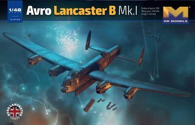 Avro Lancaster B Mk.I - 1