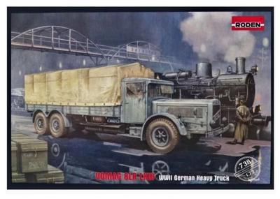 Vomag 8LR LKW German Heavy Truck