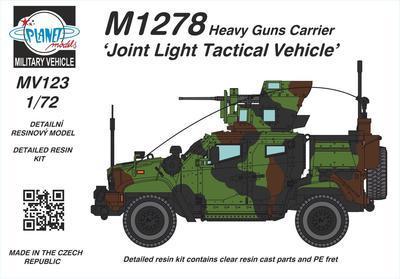 M1278 Heavy Guns Carrier 'Joint Light Tactical Vehicle' - 1