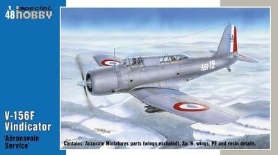 V-156F Vindicator 'Aéronavale Service'