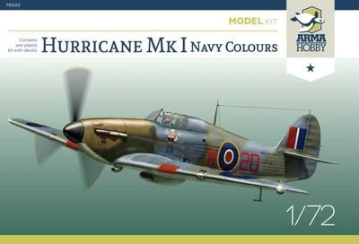Hurricane Mk I Navy Colours - 1