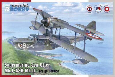 Supermarine Sea Otter Mk.I/ASR Mk.II 'Foreign Service'