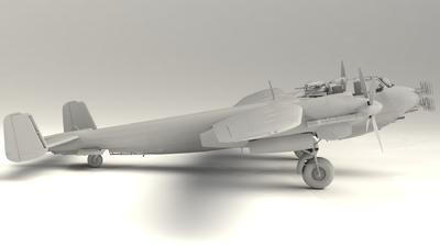 Do 217N-1 German Night Fighter WW II - 1