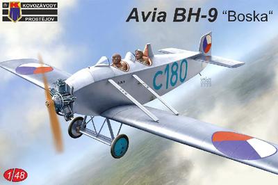 """Avia BH-9 """"Boska"""""""