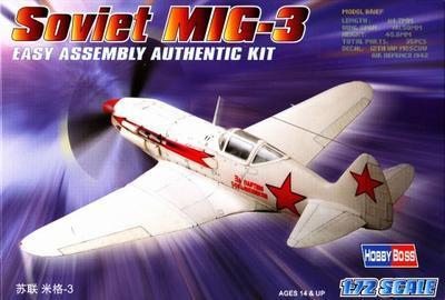 Soviet MIG-3 - Easy Assembly Kit