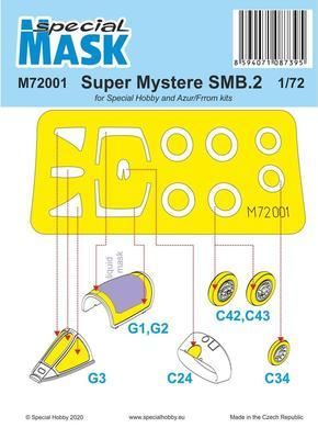 SMB-2 Super Mystere Mask