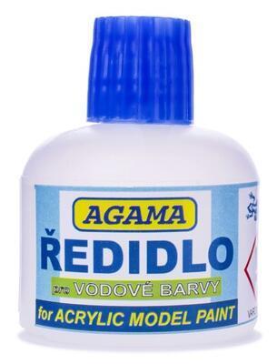 ŘEDIDLO AGAMA  vodové barvy,  for acrylic model  paint  50 ml