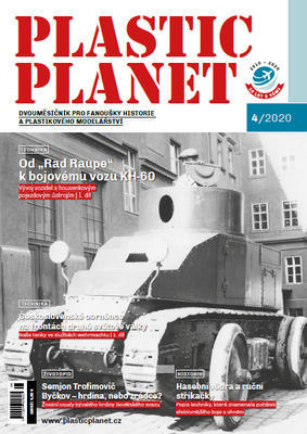 Plastic Planet 2020/4 - časopis