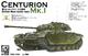 Centurion Mk.I British Main Battle Tank - 1/2