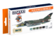 Polish Air Force SU-22M4 Paint Set, sada barev - 1/2