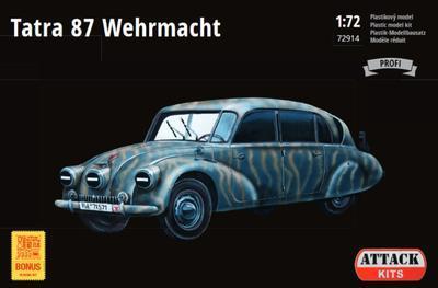 Tatra 87 Wehrmacht