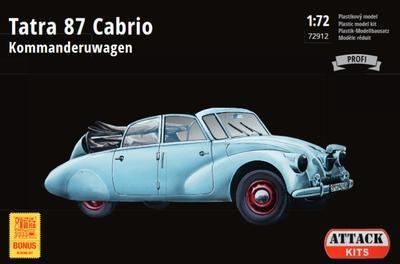 Tatra 87 Cabrio - pre-orders