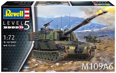 M109A6 1:72 - 1