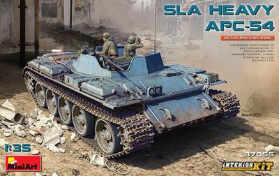 SLA Heavy APC-54 - 1