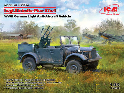 le.gl.Einheitz-Pkw Kfz.4 Light AA - 1