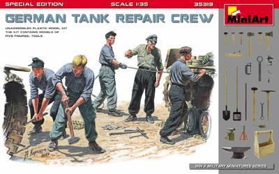 German Tank Reapir Crew Special Edition  - 1