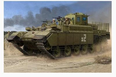 IDF PUMA CEV