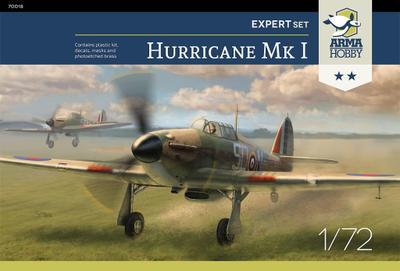 Hurricane Mk I Expert Set - 1