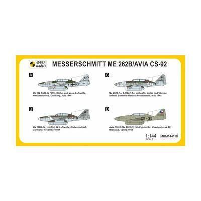 ME 262B/CS-92