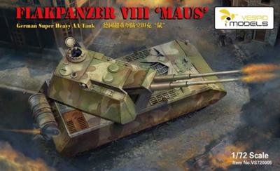 "Flakpanzer VIII ""MAUS"""
